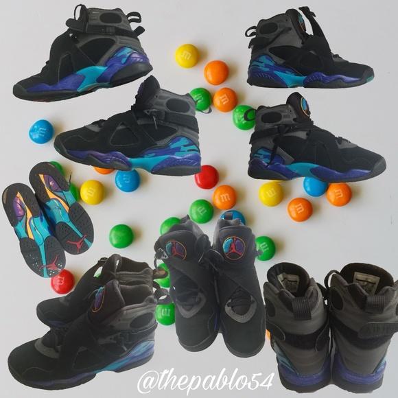 finest selection f3469 b1349 Big Kids Nike Air JORDAN RETRO 8